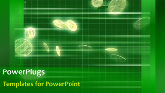 PowerPoint Template - Abstract Video Background